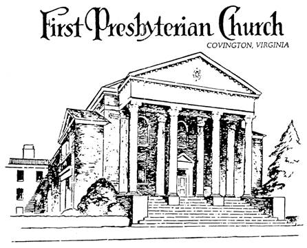 First Presbyterian Church in Covington Virginia