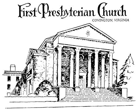 First Presbyterian Church in Covington Virginia